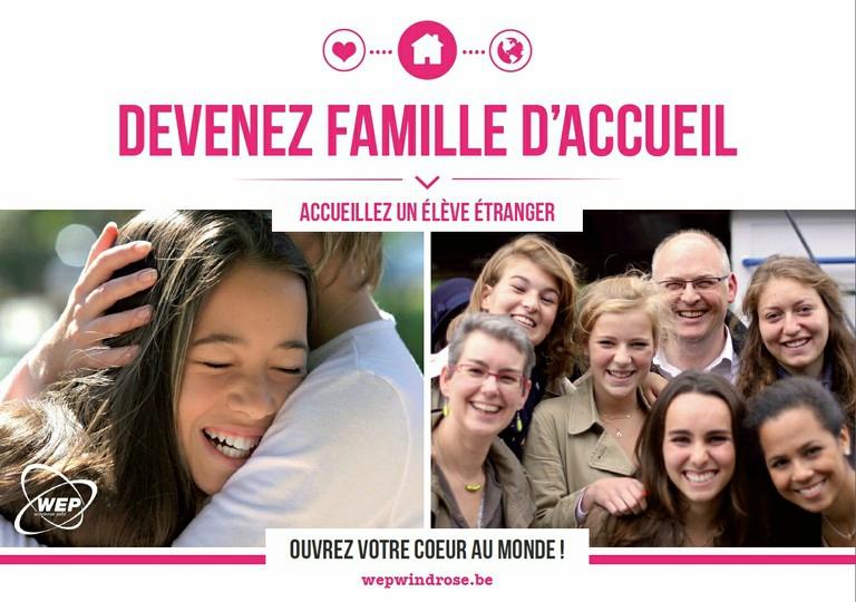 Recherche de familles bénévoles pour accueillir un jeune étranger