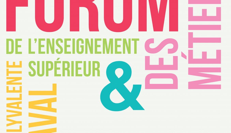 Forum de l'enseignement supérieur et des métiers 19 & 20 janvier 2018