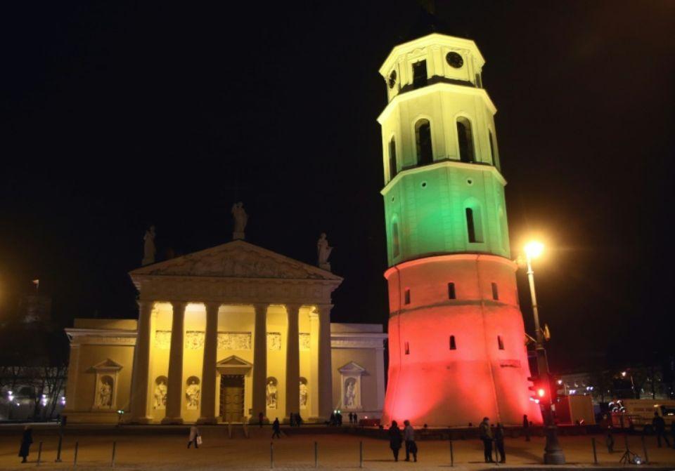 100ème anniversaire d'indépendance de la Lituanie