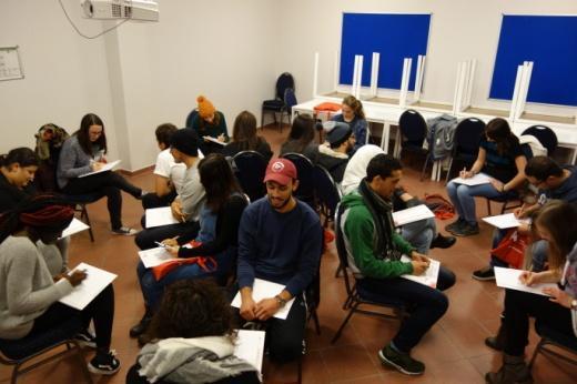 Formation de base pour animateurs de rencontres internationales de jeunes