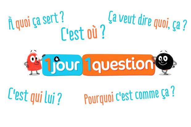 1 jour / 1 question : l'actualité à hauteur des enfants