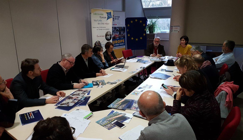 Comment communiquer sur les projets mayennais financés par l'UE ?