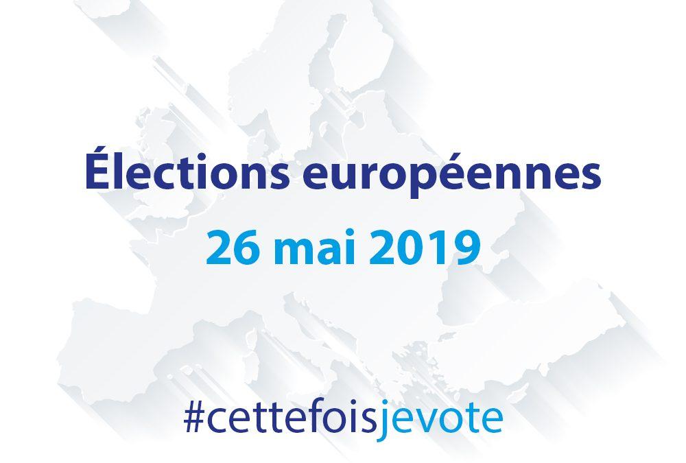 5 bonnes raisons d'aller voter aux élections européennes !