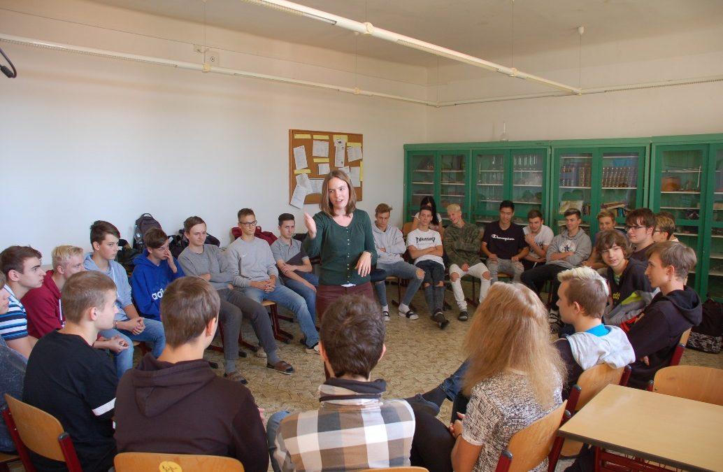 Marine, volontaire en République Tchèque nous raconte son expérience!