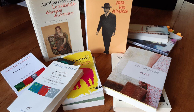Présentation de la littérature portugaise à l'ORPAL le 23 octobre