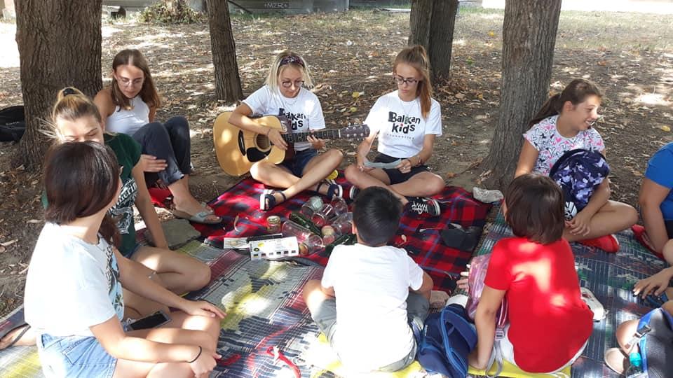 Des nouvelles d'Annaëlle, volontaire en Bulgarie
