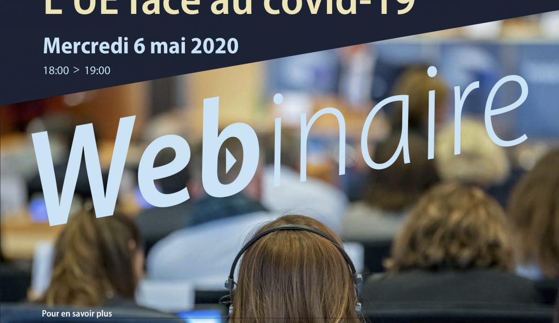 Le 6 mai, participez au Webinaire avec Valérie Hayer, députée européenne