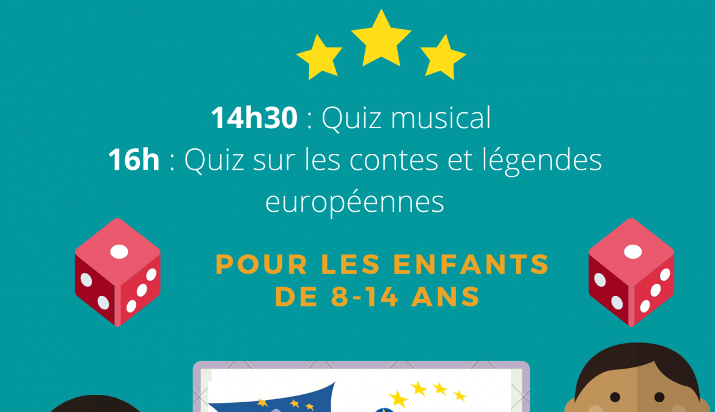 Animations européennes sur Skype
