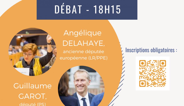 Lundi 5 octobre, 18h15 : un débat sur la lutte contre le gaspillage alimentaire au niveau national et européen