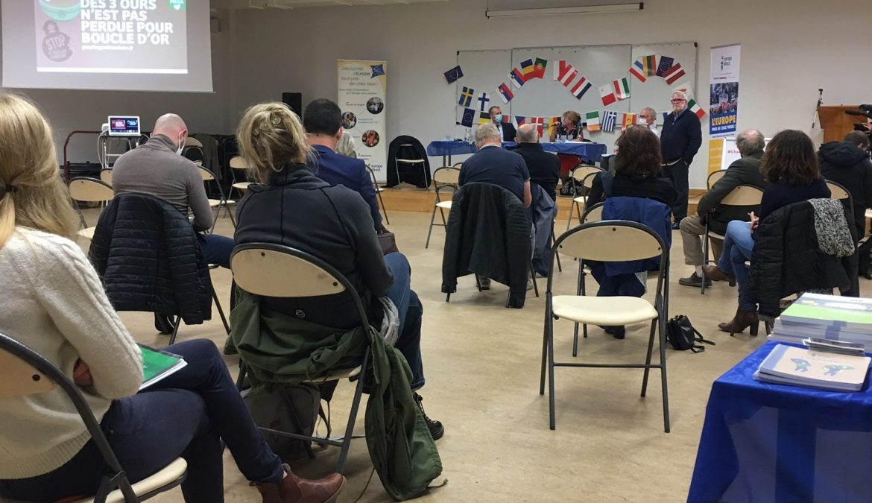 Compte-rendu débat sur la lutte contre le gaspillage alimentaire au niveau national et européen